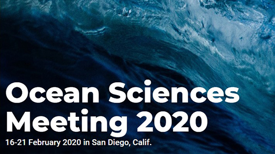 Call for Abstracts - Ocean Sciences 2020 in San Diego