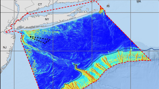 Report Characterizes Seafloor for Proposed New York Offshore Wind Energy Project